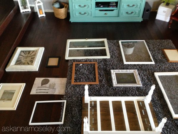 How to hang a gallery wall - Ask Anna