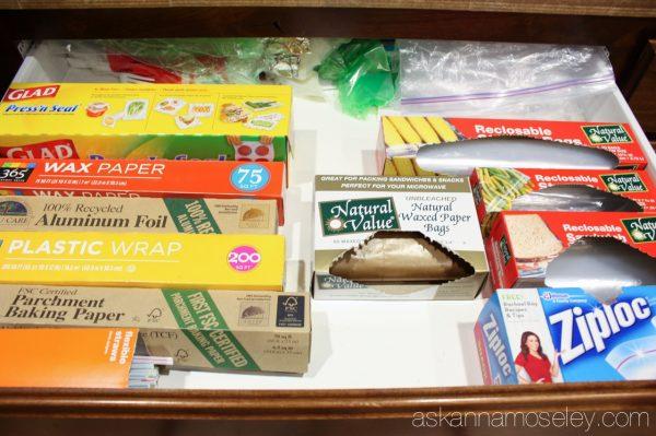 Kitchen organization tips - Ask Anna