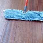DIY wood floor cleaner - Ask Anna