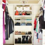 Master bedroom closet organization - Ask Anna