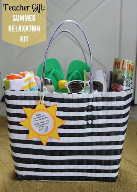 Teacher relaxation kit
