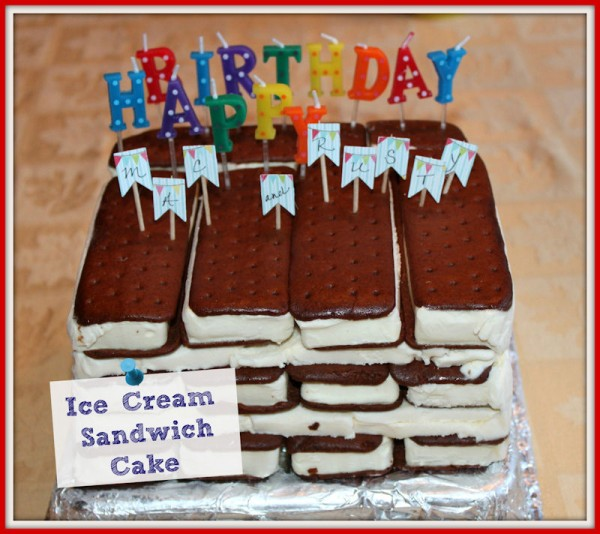 Semi-Homemade Birthday Cake Ideas