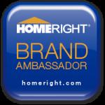 HomeRight Brand Ambassador