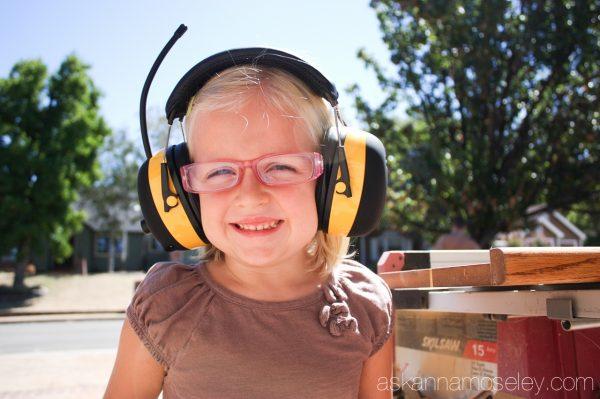 DIY floating bookshelves tutorial - Ask Anna