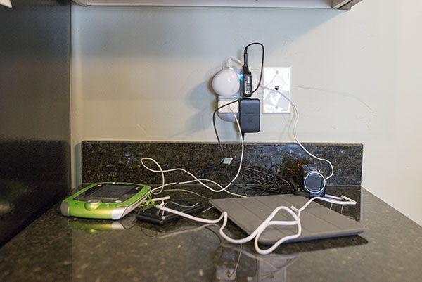 What to do with all the cords!