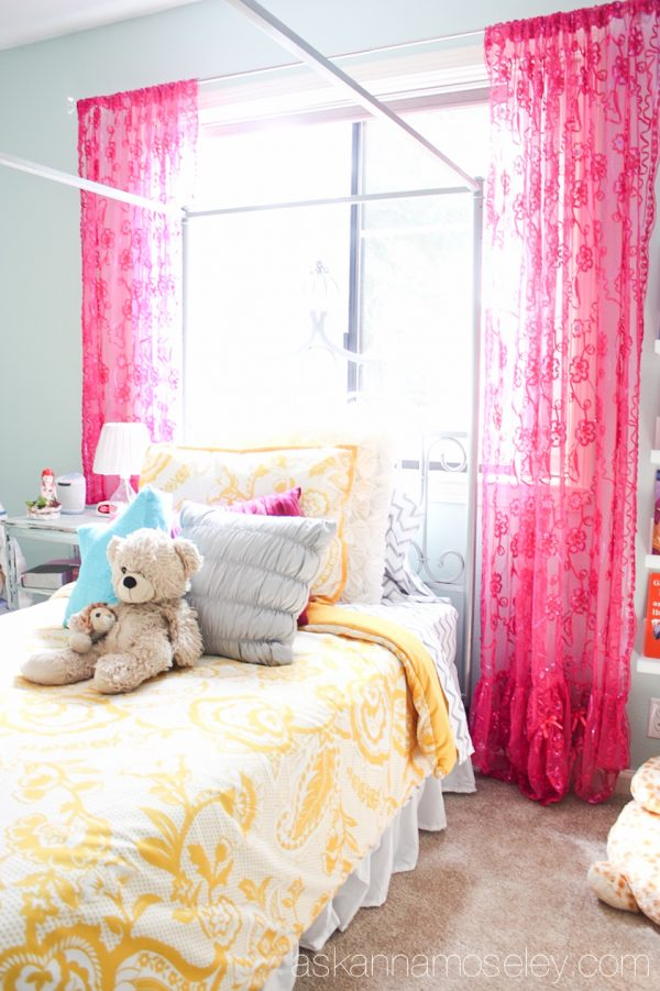 Girl's room makeover - Ask Anna