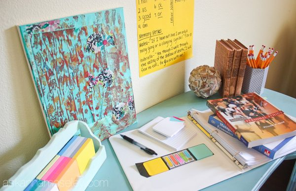 Back to school with Post-it Brand - Ask Anna