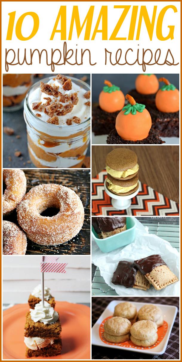 10 Amazing pumpkin recipes - Ask Anna