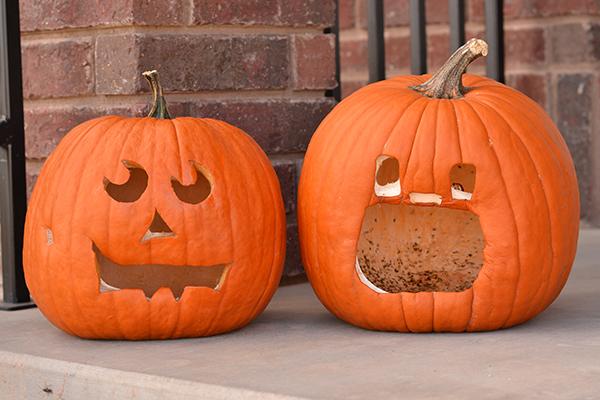 Pumpkin preservation test