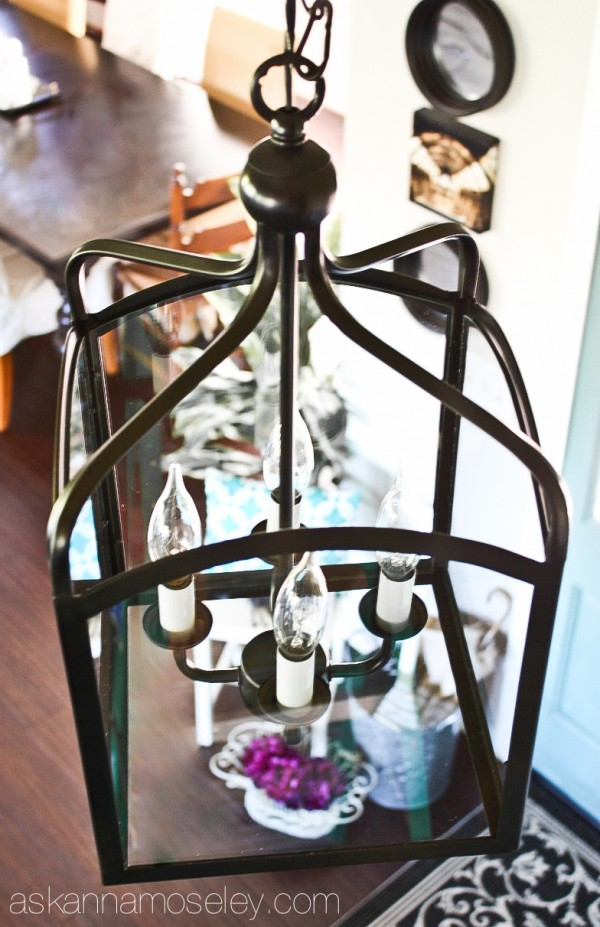 Entryway makeover with BHG products available at Walmart - Ask Anna