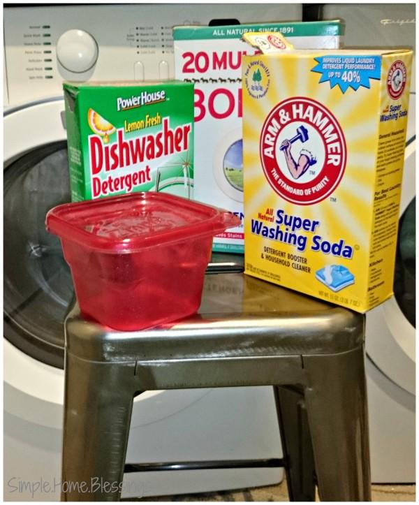 Recipe for washing pillows in an HE Washing Machine