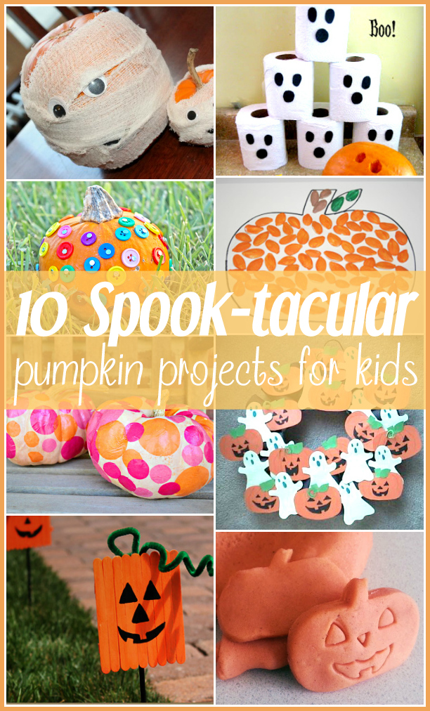 "10 ""spook-tacular"" Halloween crafts for kids - Ask Anna"