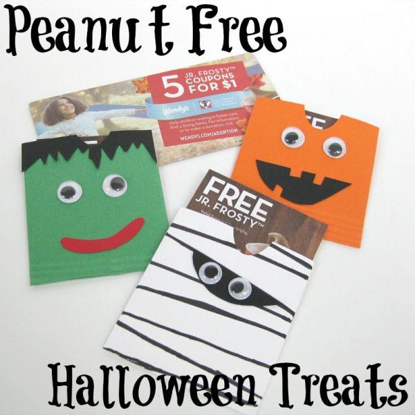 Nut-free Halloween treats