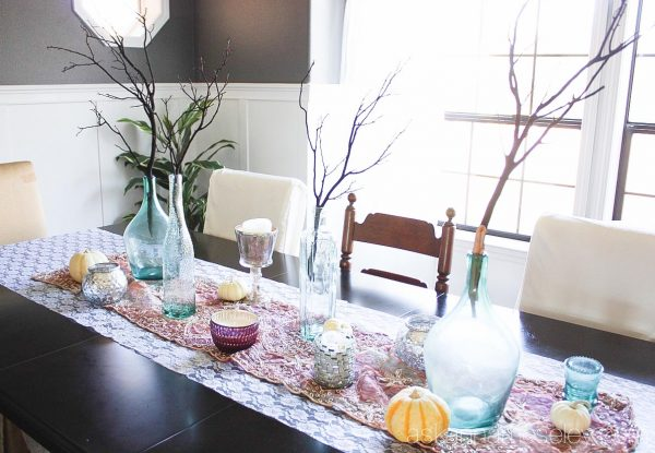 How to create a beautiful holiday table - Ask Anna