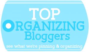 Top organizing bloggers Pinterest board