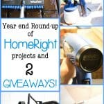HomeRight project round-up and giveways - Ask Anna