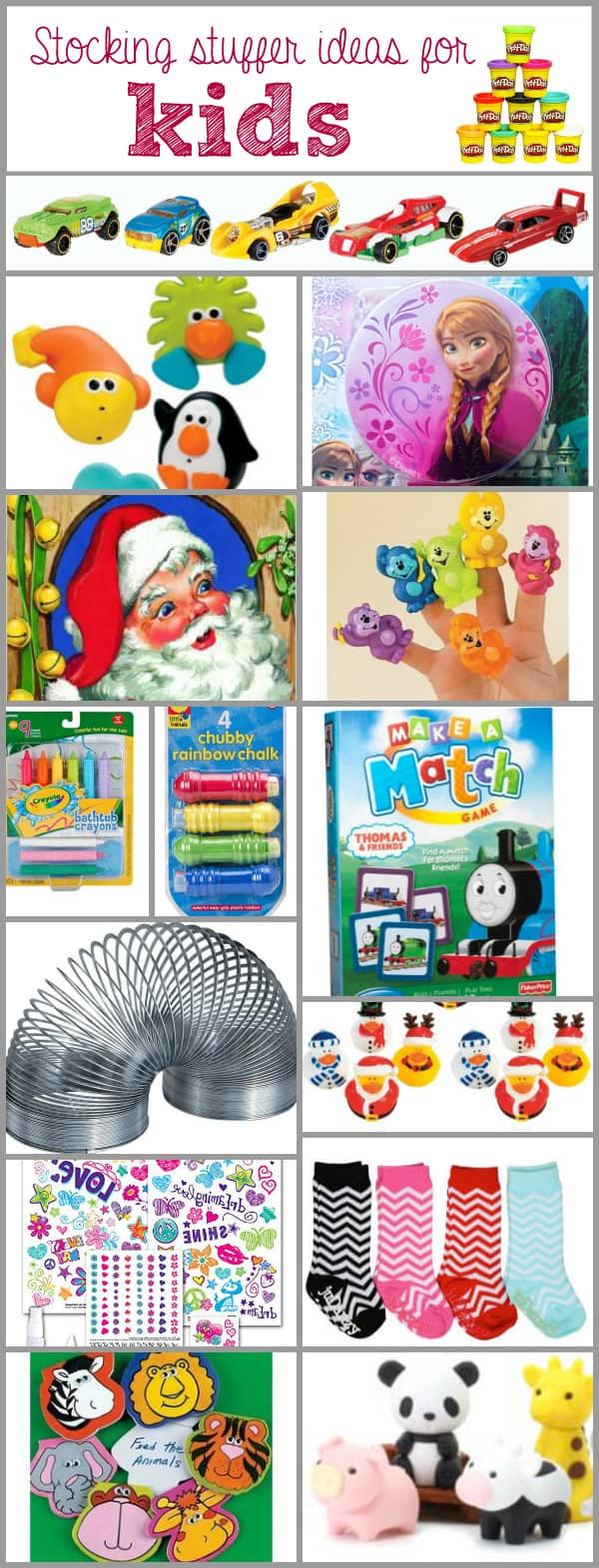Stocking stuffers for kids - Ask Anna