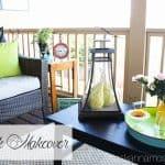 Deck makeover - Ask Anna