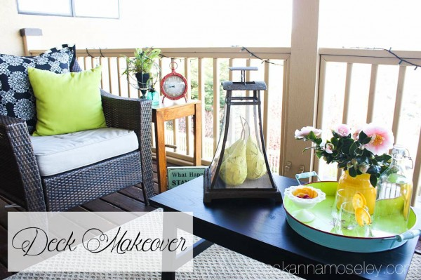 Deck makeover - Ask Anna