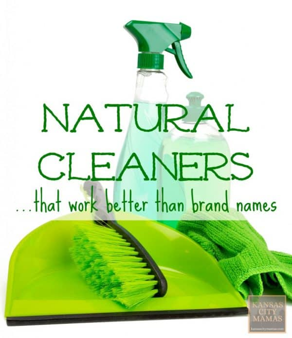 Natural Cleaners by Redefined Mom