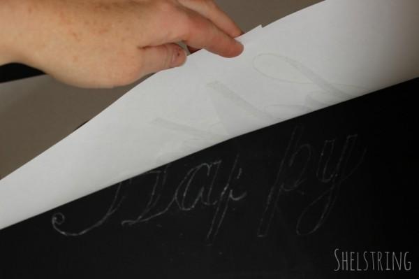 Chalkboard Art 5