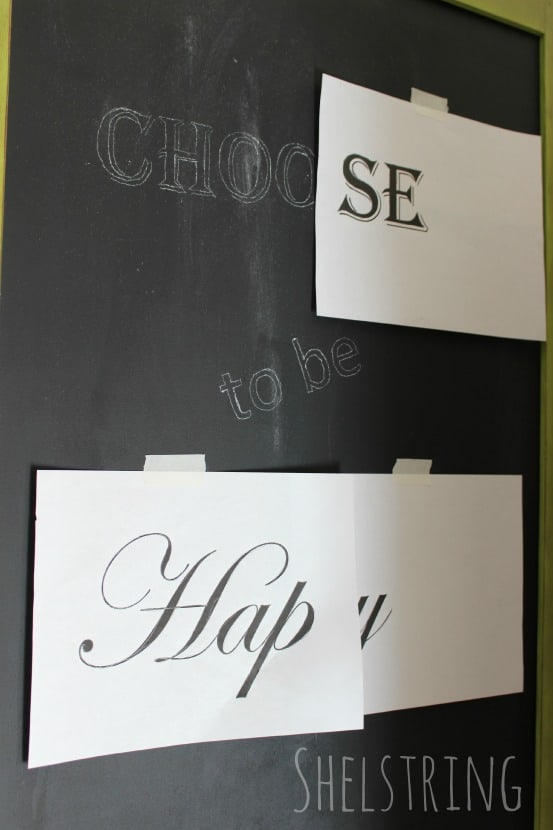 Chalkboard Art 6