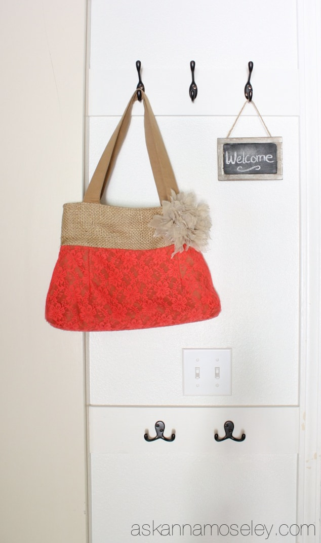 Laundry room clutter solution - Ask Anna