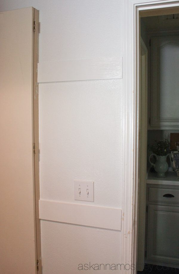 How to install laundry room hooks - Ask Anna