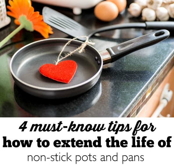4 must-know tips for how to extend the life of your non-stick pots and pans - Ask Anna
