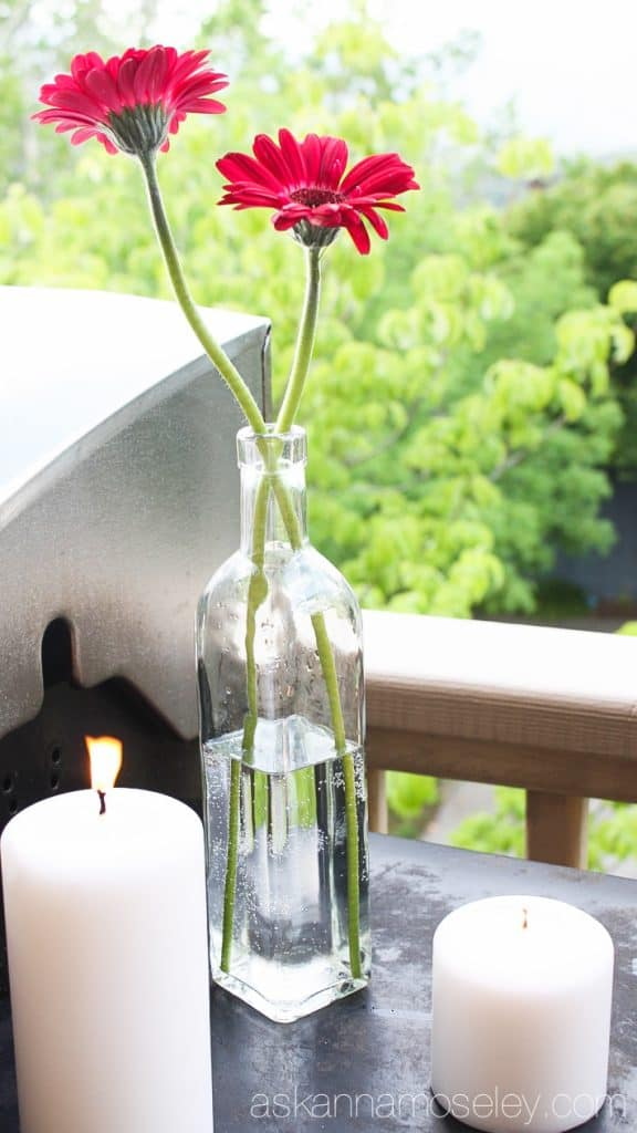 Outdoor entertaining tips and ideas - Ask Anna