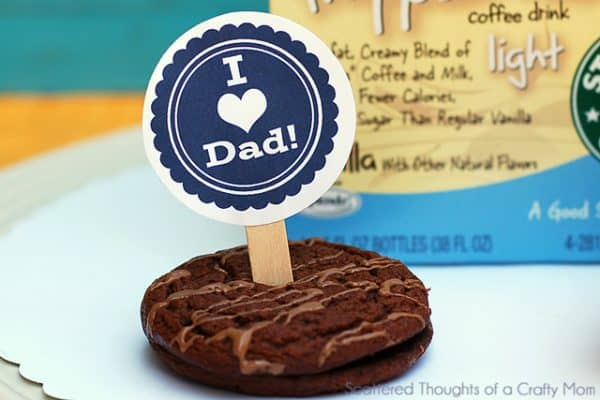 Father's Day Free Printable by Scattered Thoughts of a Crafty Mom