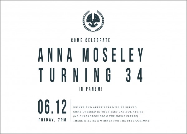 Hunger Games Capitol Party (a Panem themed birthday) - Ask Anna