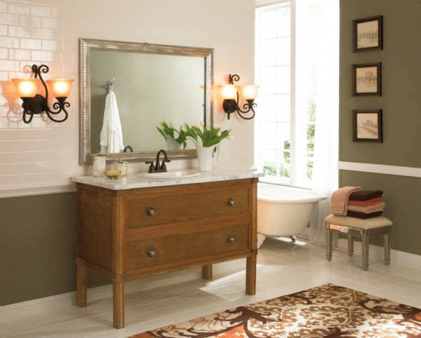 Transform almost any mirror in seconds with ReadyFrame - giveaway going on at Ask Anna