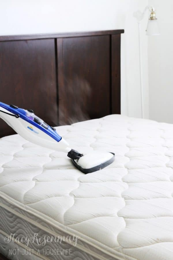 How to clean and sanitize your mattress