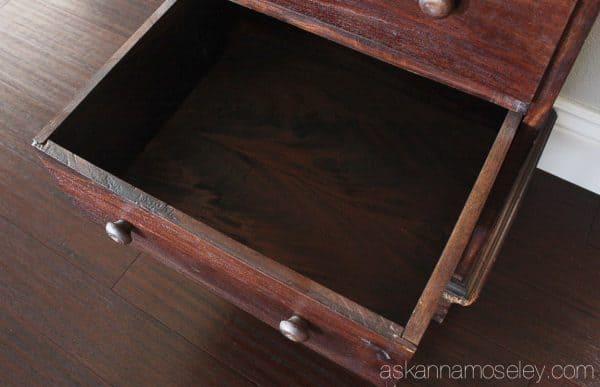 How to organize a storage dresser with DYMO - Ask Anna