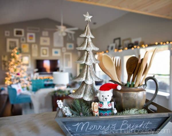 Christmas home tour 2015 | Ask Anna