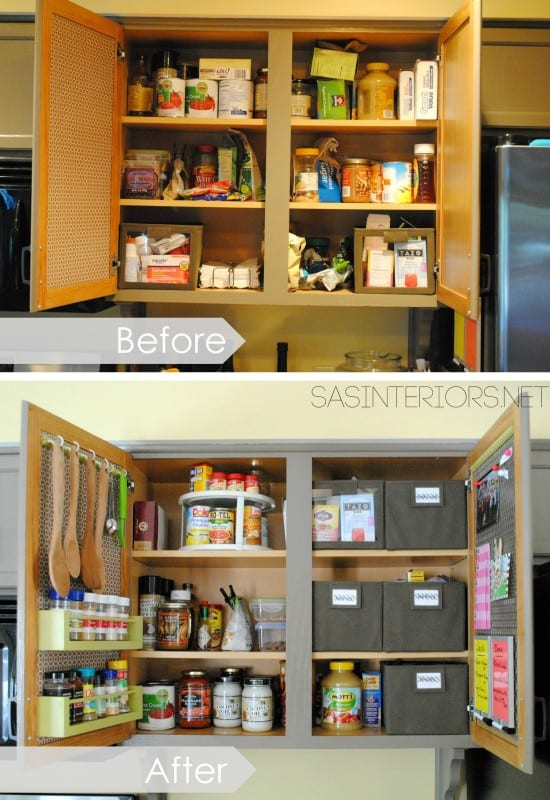 How to organize a kitchen without a pantry in 30 minutes or less | Ask Anna