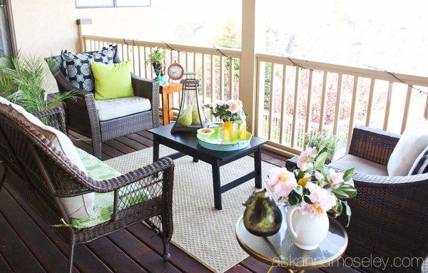 Deck makeover with BHG products available at Walmart | Ask Anna