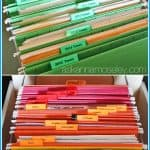 The best tips to help you get rid of and organize your paper clutter in 30 minutes or less   Ask Anna