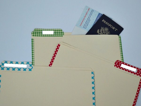 6 easy tips to help you organize important personal documents for everyone in the family, in less than 30 minutes   Ask Anna