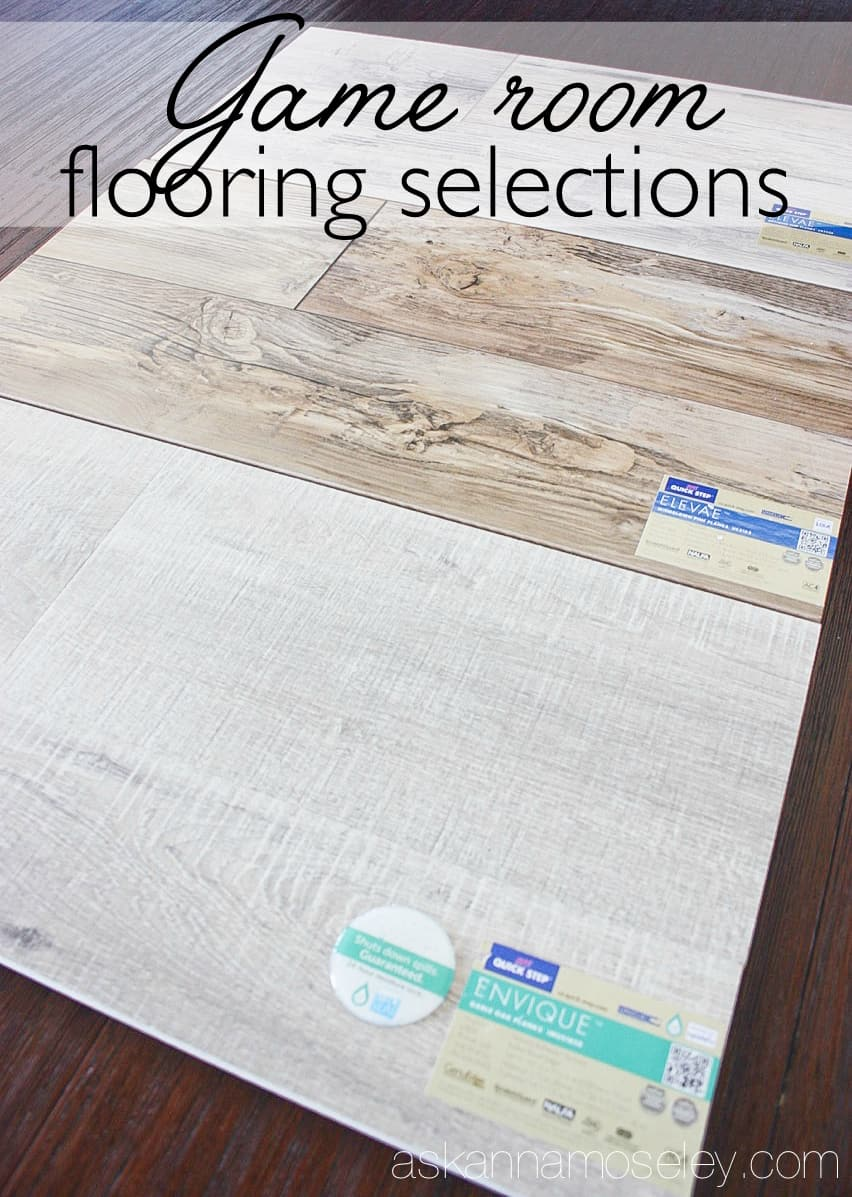 Downstairs makeover, flooring choices - Envique by Quick-Step   Ask Anna