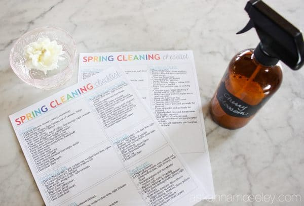 How to spring clean ever room in your house with Pyoure Premium Hydrogen Peroxide | Ask Anna