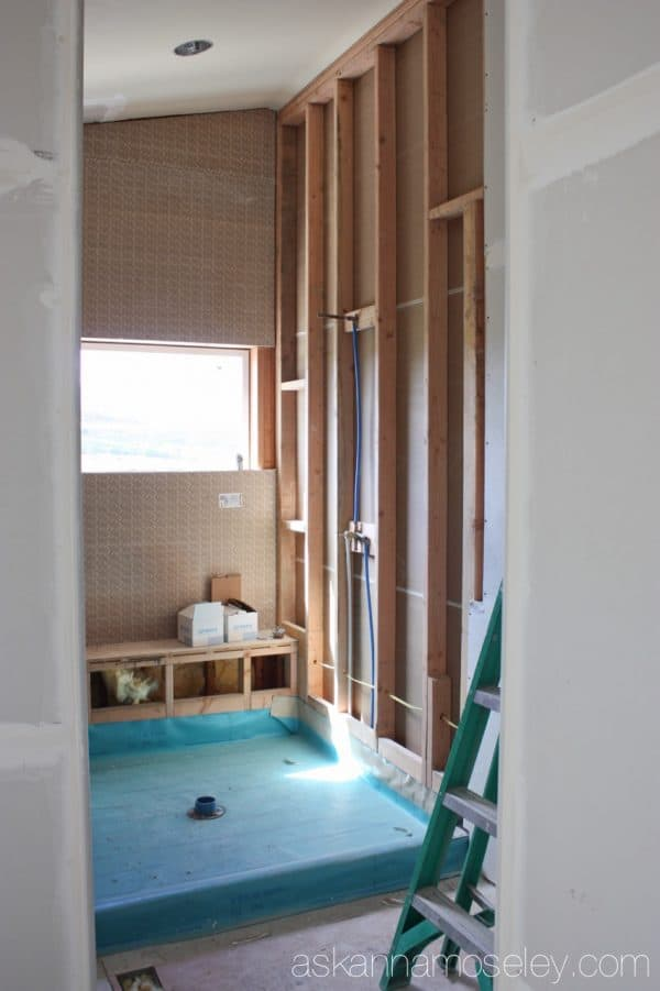 Master bedroom and bathroom renovation update | Ask Anna
