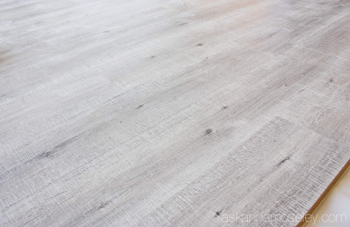Flooring installation update with Envique laminate flooring   Ask Anna