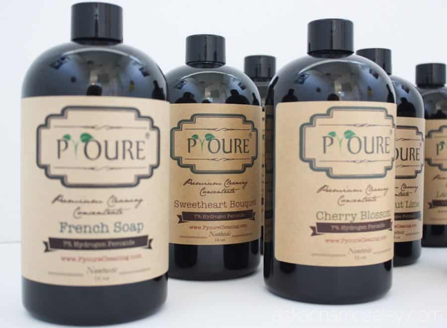 Why Pyoure hydrogen peroxide is my favorite cleaner for everything from toys to the kitchen sink   Ask Anna