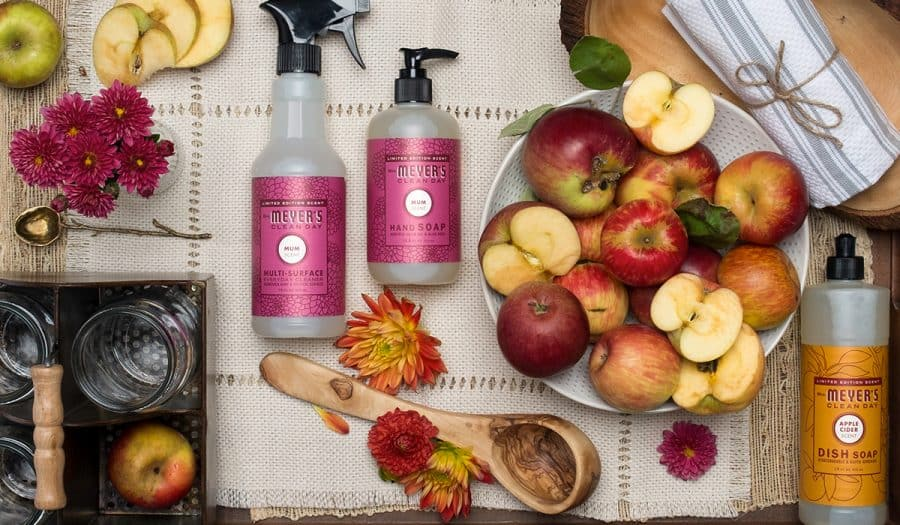 Get Mrs. Meyer's new Fall scents for FREE | Ask Anna
