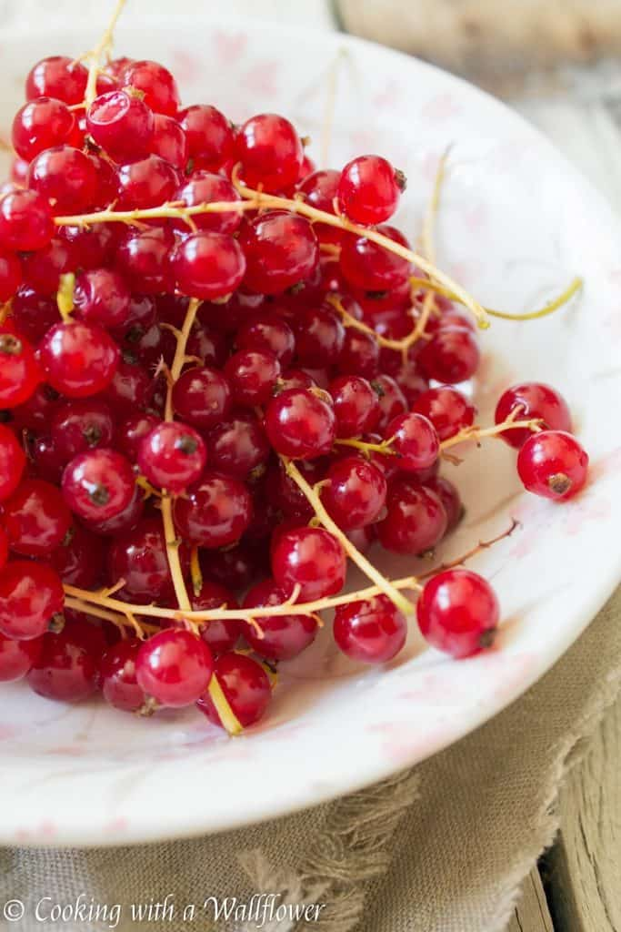 An easy to make soda filled with red currants and fresh lime juice. This red currant lime soda is refreshing and the perfect beverage for spring and summer.   Cooking with a Wallflower