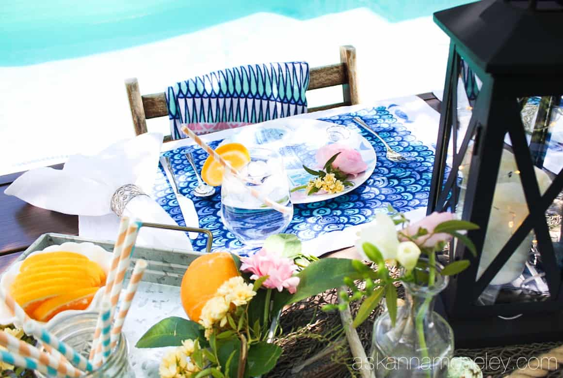 Enjoy outdoor living and dining this summer with the Bold & Beautiful colors from BHG Live Better at Walmart | Ask Anna