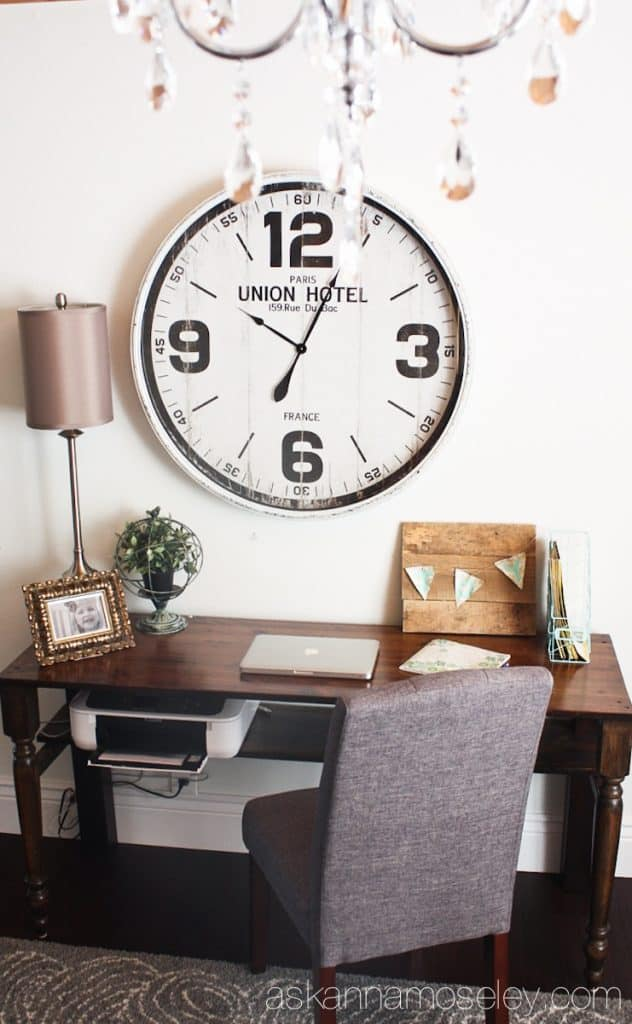 Affordable office refresh with BHG Live Better products from Walmart | Ask Anna