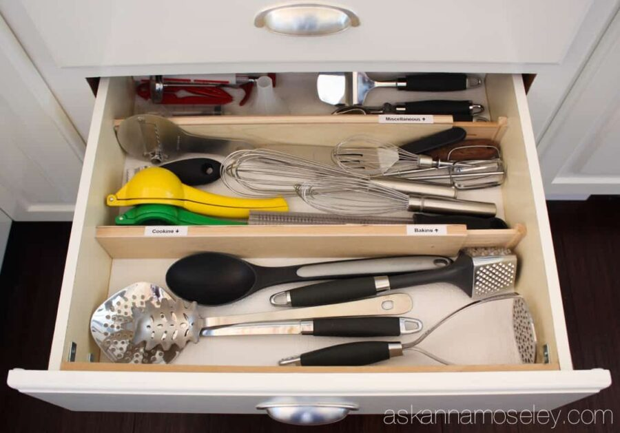 11 Things you can organize in 30 min or less   Ask Anna
